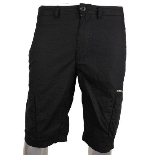 New Mens Nike Black Smart Short Cotton Chino Cargo Shorts Size Waist 28