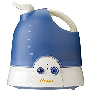 Crane ultrasonic humidifier cool mist