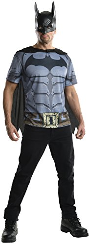 Rubie's Costume Men's Batman Arkham City Adult Top