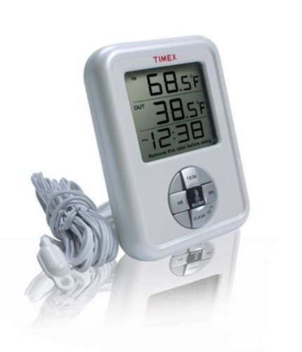 Digital Thermometer Timex Tx5040 Electronic Indoor