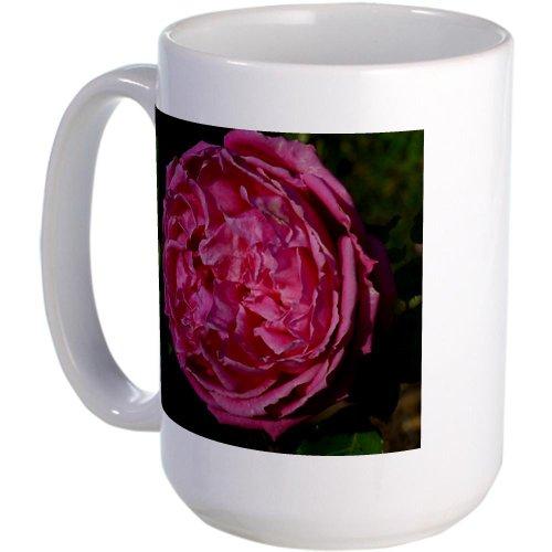 Cafepress Pink Flower Large Mug Large Mug - Standard