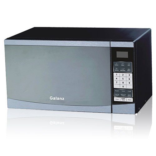 Countertop Microwave Stainless Steel Review : Stainless Steel Microwave Oven Countertop Reviews: # Cheap Galanz 0.7 ...