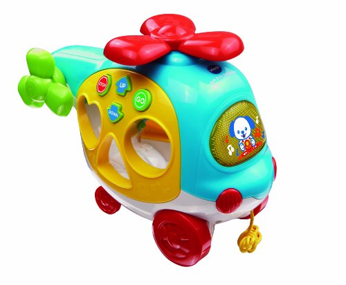 Vtech Sort & Go Helicopter back-895505
