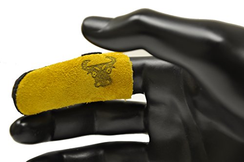 G-F-8128-Cowhide-Leather-Finger-Guard-Finger-Protection-Fits-All-Thumb-Guard-Sold-Separately