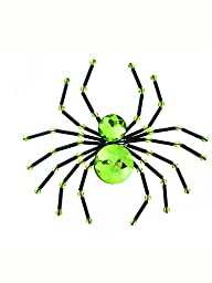 Green Spider Hair Clip by Ganz