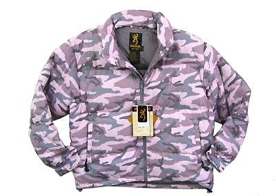 Browning Women's 650 Down Pink Camo Jacket Small Md: 3047702401.