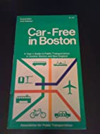 Car-Free in Boston A User's Guide to…