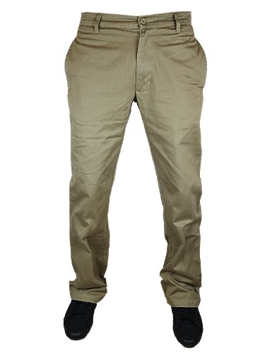 Mens Stone Barnaby Mac Jeans BM123 Tapered Fit Chinos W36 L32