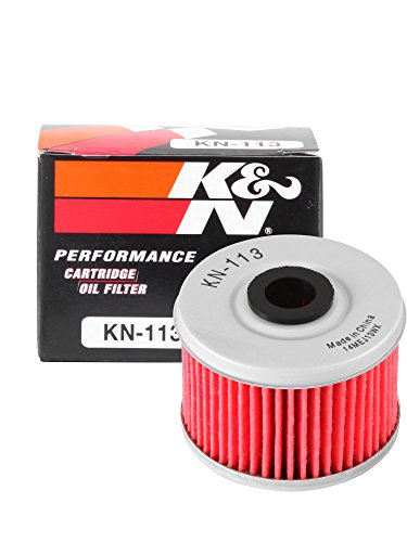 K&N KN-113 Honda Powersports High Performance Oil Filter (Honda Cycle compare prices)