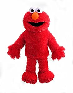 Sesame Street Elmo Plush Full Body Hand Puppet from Gund