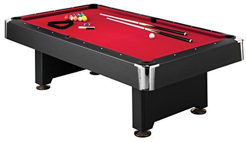 Mizerak P5223W1 Donovon II 8-Foot Slate Billiard Table