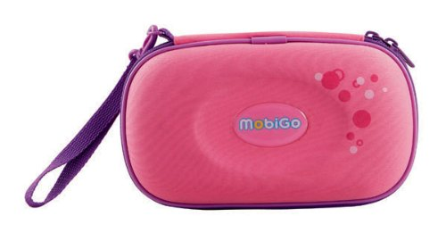 VTech MobiGo Touch Learning System - Carry Case (Pink) (Mobigo compare prices)