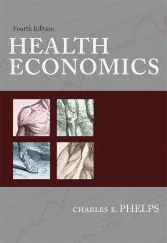 Health Economics (4th Edition)