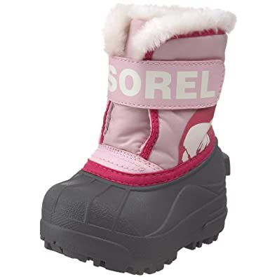 Sorel Snow Commander 1805 - Winter Boot (Toddler/Little Kid)