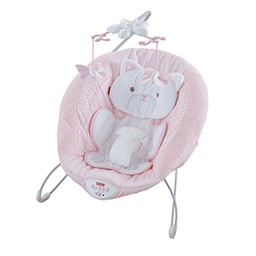 Pink Fisher Price Bouncer