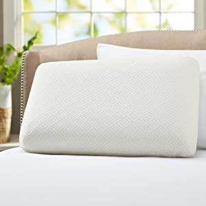 Pinzon Gel Top Memory Foam Cooling Pillow