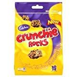Cadbury Crunchie Rocks - Case Of 10 Bags