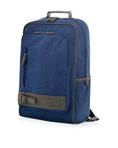 Olympia Apollo 18 Laptop Backpack, Deep Blue