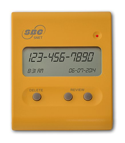 Caller ID Display Unit (Wall Mountable Option) SID01-S (Caller Id Display compare prices)