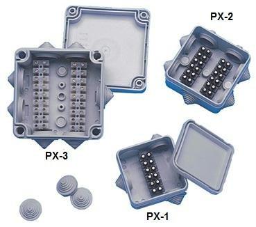 Newmar Px-2 Junction Box Waterproof