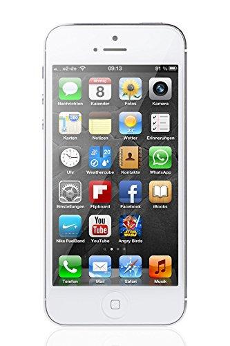 Apple iPhone 5 Bianco 16GB (Ricondizionato Certificato)