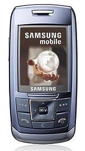 Samsung SGH-E250i Téléphone portable coulissant Ecran 2