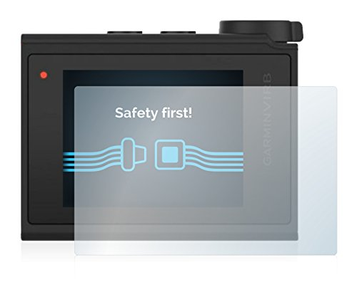 6x-Pellicola-Protettiva-per-Garmin-Virb-Ultra-30-Protezione-Proteggi-Schermo-Trasparente