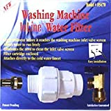 Washing Machine Inline Water Filter