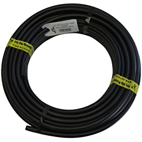 Raindrip 052010P 1/2-Inch-by-100-Foot Poly Hose