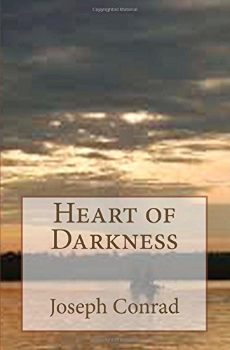 the major theme used in heart of darkness by joseph conrad Heart of darkness (1899) is a novella by polish-english novelist joseph conrad, about a voyage up the congo river into the congo free state, in the heart of africa.