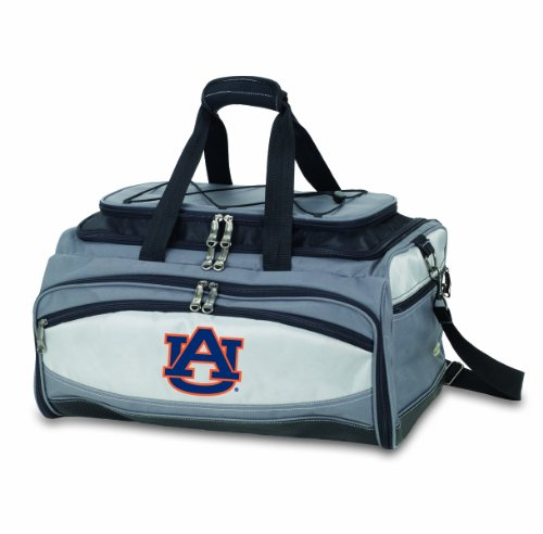Ncaa Auburn Tigers Buccaneer Tailgating Cooler With Grill