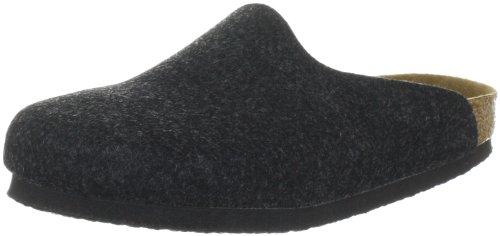 Birkenstock Unisex Amsterdam 559123 Anthracite Slides Sandal 43 EU