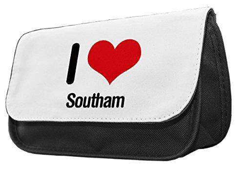 I Love Southam-Astuccio per matite/trucchi, 0638-Stivaletti alla caviglia