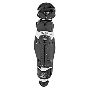 Rawlings Poron XRD 950X Leg Guards - Black