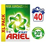 Ariel with Actilift Biological Washing Powder 45 Washes 2.6kg