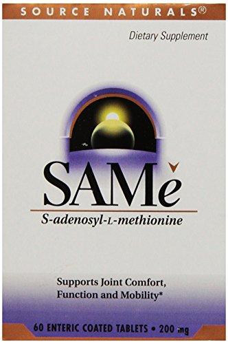 Naturals même source, 200 mg, 60 comprimés