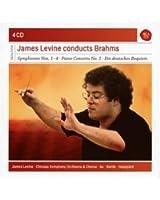 Brahms : Symphonies nos 1-4, Concerto pour piano n°1, Ein deutsches Requiem