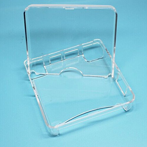 upper and lower lid Plastic Clear Protective Cases For Nintendo GBA SP Gameboy Advance Sp Console (Gameboy Advance Sp Games Case compare prices)