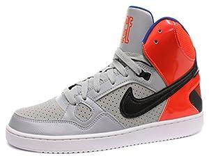 Nike Son of Force Mid Herren Basketball Shoes, Grau, Größe 40