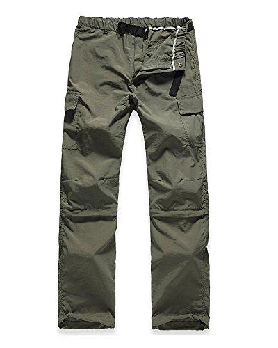Men's Quick Dry Convertible Cargo Pant