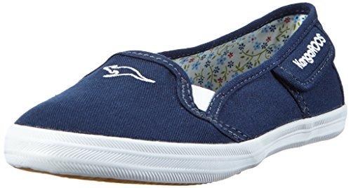 KangaROOS Gianna 31584/000, Ballerine donna, Blu (Blau (dk.navy)), 34