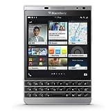 BlackBerry Passport Silver Edition - SQW100-4(RHR191LW)SIMフリー, 32GB 並行輸入品