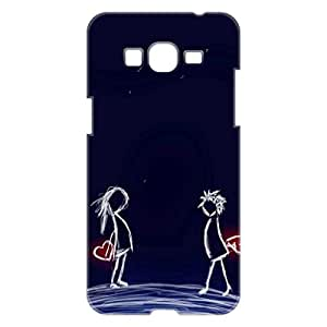 a AND b Designer Printed Mobile Back Cover / Back Case For Samsung Galaxy Grand Prime (SG_G530_3D_1090)