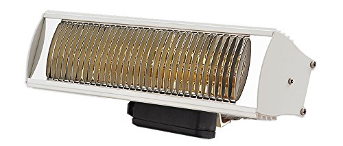 Solaira Cosy SCOSYAW15120W 1500W/120V Outdoor Commercial/Residential Heater, White (Water Heater Odor compare prices)