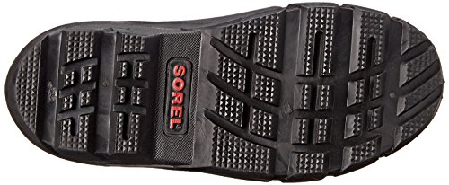 Sorel Youth Cub S R Cold Weather Boot (Toddler/Little Kid/Big Kid), Sail Red, 6 M US Big Kid