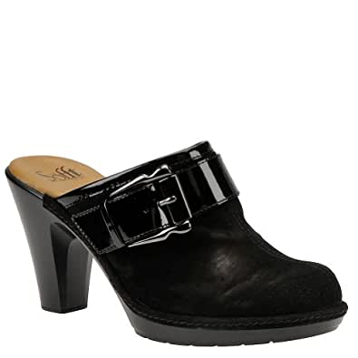 Sofft Aviano Color: Black Suede Womens Size: 11