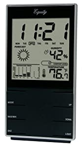 Equity by La Crosse 30220 Desktop temperature station