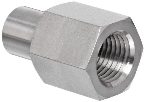 Parker weld lok gw ss stainless steel socket