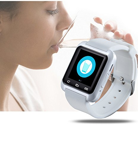 Mifine® Universal 2015 Luxury Bluetooth3.0 Smart Watch ...