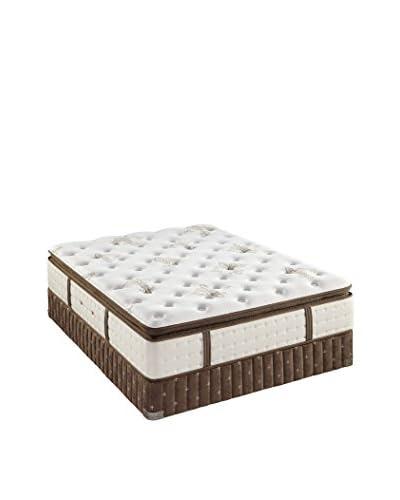 Stearns & Foster Beckinsale-Balerno Luxury Firm Euro Pillow Top Mattress Set